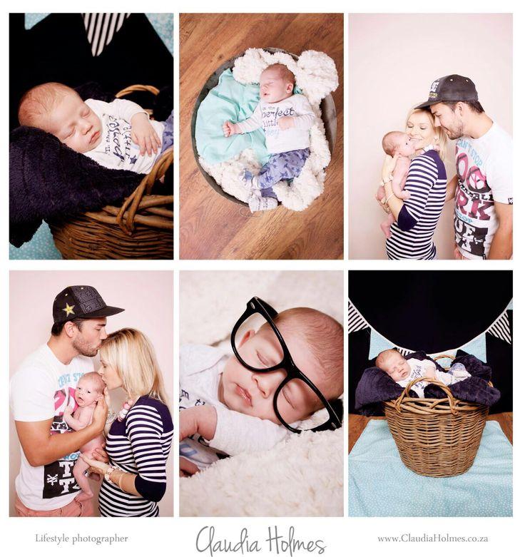 Newborn baby shoot. Baby boy