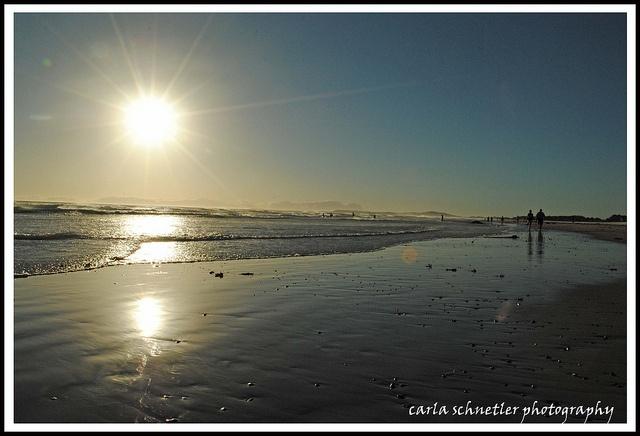 Die Strand Sunset 2, Western Cape, South Africa by Carla Schnetler, via Flickr