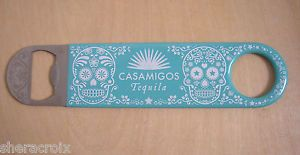 New-CASAMIGOS-Tequila-RubberCoated-Heavy-Duty-Bartender-Bottle-Opener-G-Clooney
