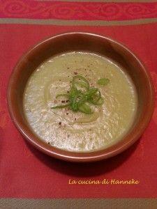 Zuppa di porri e patate   La cucina di Hanneke