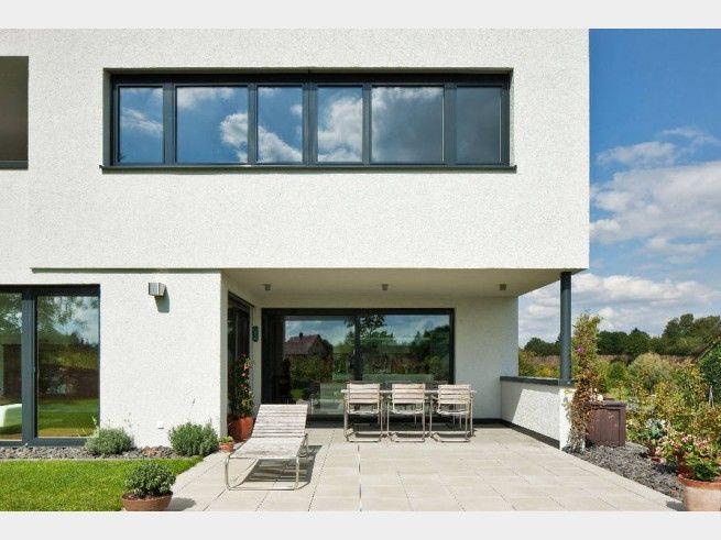 28 besten au engestaltung fassaden bilder auf pinterest fassaden balkon und einfamilienhaus. Black Bedroom Furniture Sets. Home Design Ideas