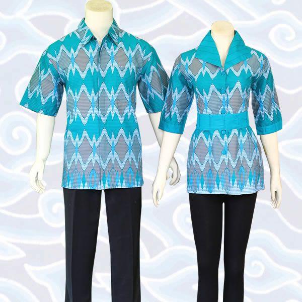 batik couple kode BC34  selengkapnya di http://sekarbatik.com/blus-batik-sarimbit/