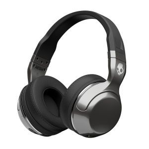 Skullcandy Hesh 2 Wireless Headphones - Silver/black/chrome | Free Delivery*