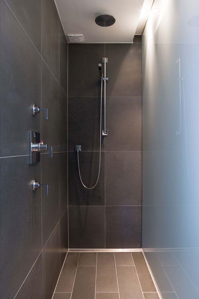 Villabouw vlassak verhulst bathroom pinterest douche tegels grote douche en tegel - Idee tegel douche ...