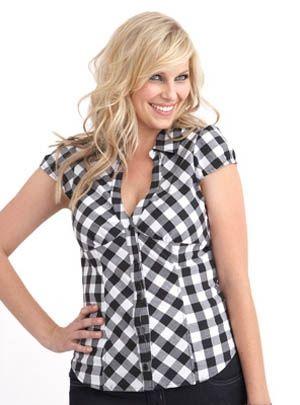 MUCHAS GRACIAS A MATIAS FUENTE: http://vestidosparagorditas.net/blusa-para-gorditas/#comments ===== ....................... ...
