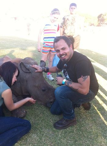 Asha The Rhino 03 The Story Of Asha The Rhino