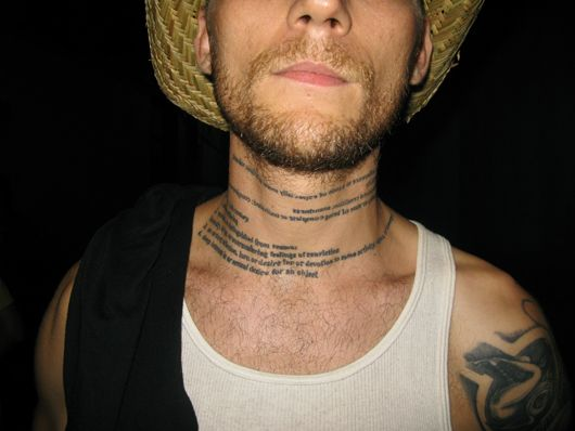 17 best ideas about full neck tattoos on pinterest for Best neck tattoos