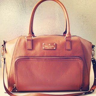 Kate spade diaper bag!!! - Can it get more beautiful??? - Elanor Clothes Designer