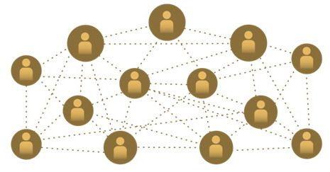 Netwerken is een prima voorbeeld van social design