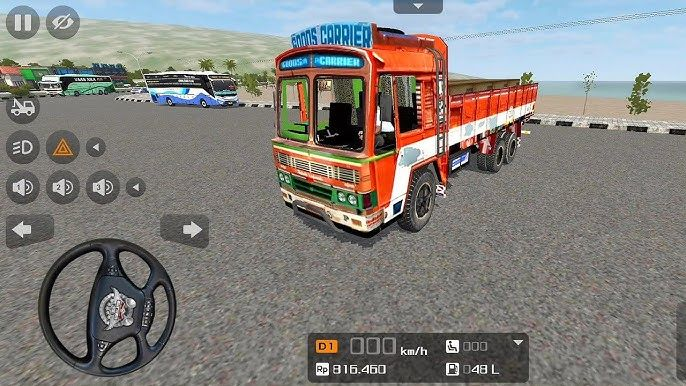 Ashok Leyland Truck Games Bussid Truck Mod Bus Simulator Indonesia Android Gameplay 15 Last Version 2020 Updated 26 Jul 20 In 2020 Truck Mods Truck Games Ashok Leyland
