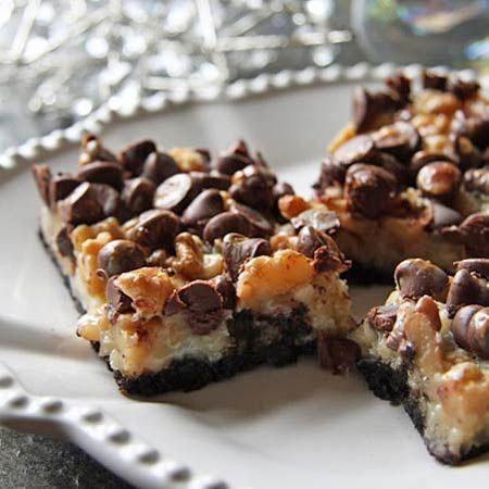 Frango Mint Chocolate Cheesecake