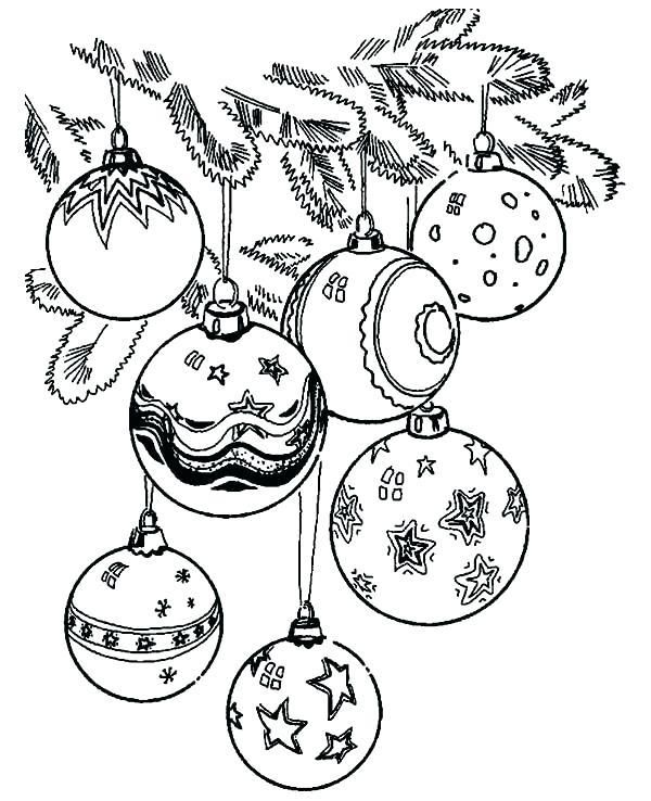 Christmas Decorations Colouring Pages Tree Colouring Pages Free Tree Christmas Ornament Coloring Page Santa Coloring Pages Christmas Tree Coloring Page