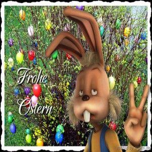 Frohe Ostern 2 .jpg von Floh auf www.funpot.net