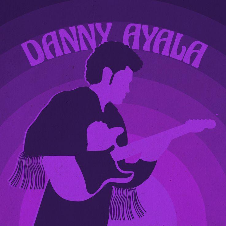 Danny Ayala from the Lemon Twigs || Designed by Nefeli Tsalta || #lemontwigs #thelemontwigs #music #indie #70s #vintage #retro #illustration #gif #digitalillustration #minimalillustration #graphicdesign #1970s #jump #aslongasweretogether #band #ayala #dannyayala #hendrix #purplehaze #dohollywood
