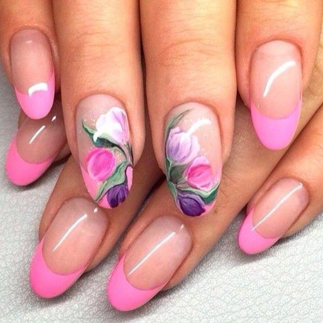 Full nail color
