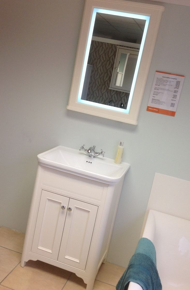 Laura Ashley Langham Basin & Unit  Showroom Displays  Pinterest  Basin  Unit