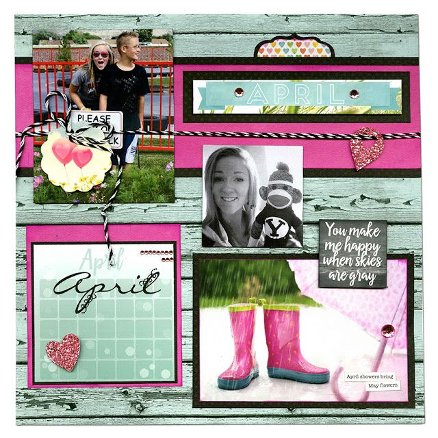 Calendar Girl April Tuebl : Must see calendar girls classic