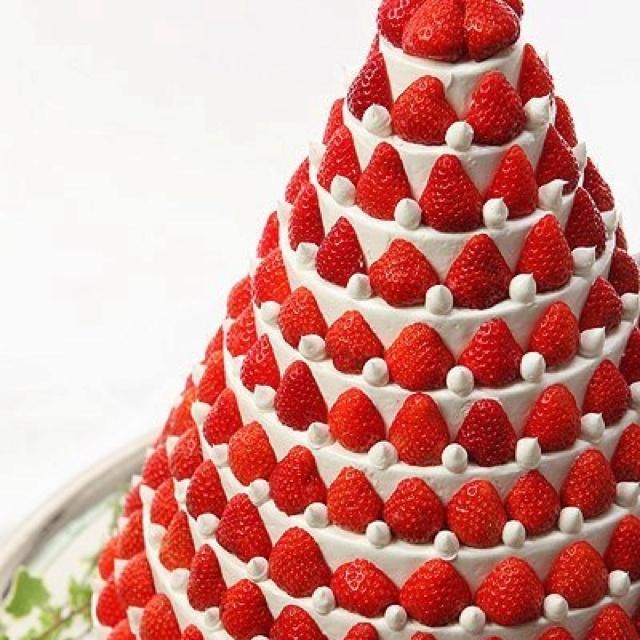 Beautiful Strawberry Cake Images : Beautiful ice cream cake