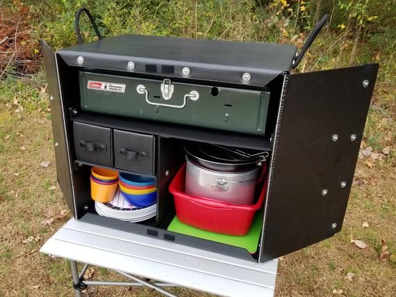 Pin On Camper Kitchen