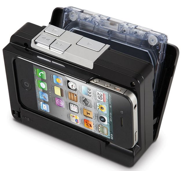 Cassette To iPhone Converter MUST HAVE