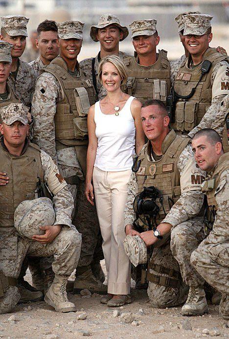 Iraq - December 2008.. Just another reason to love Dana Perino