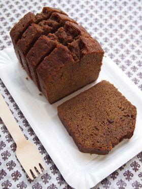 ◆香る*大人のモカケーキ◆
