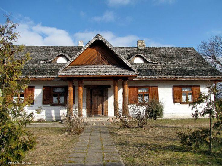 Fotoblog gento5.flog.pl. - Dworek wiosennie. ...