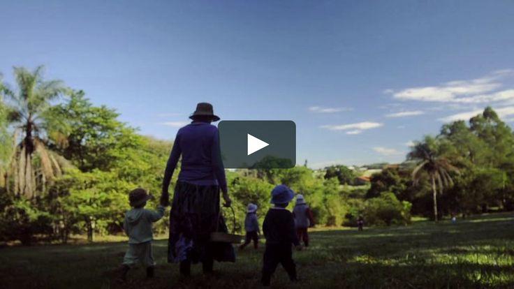 "This is ""Acalanto Jardim de infância Waldorf"" by xandmacedo on Vimeo, the home…"