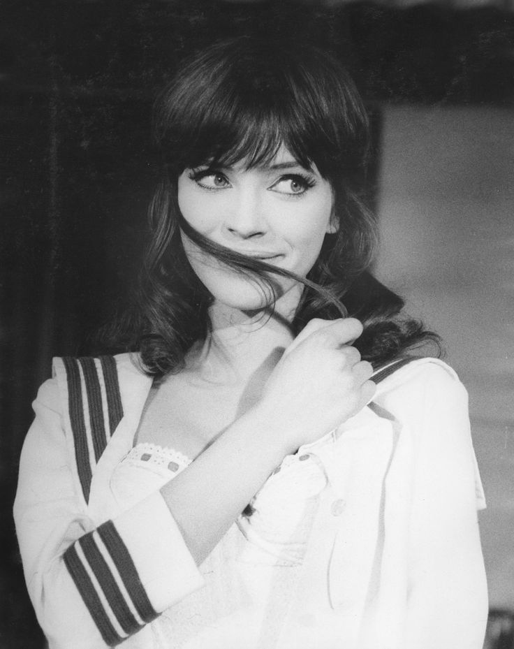 Anna Karina on Loving and Working With Jean-Luc Godard
