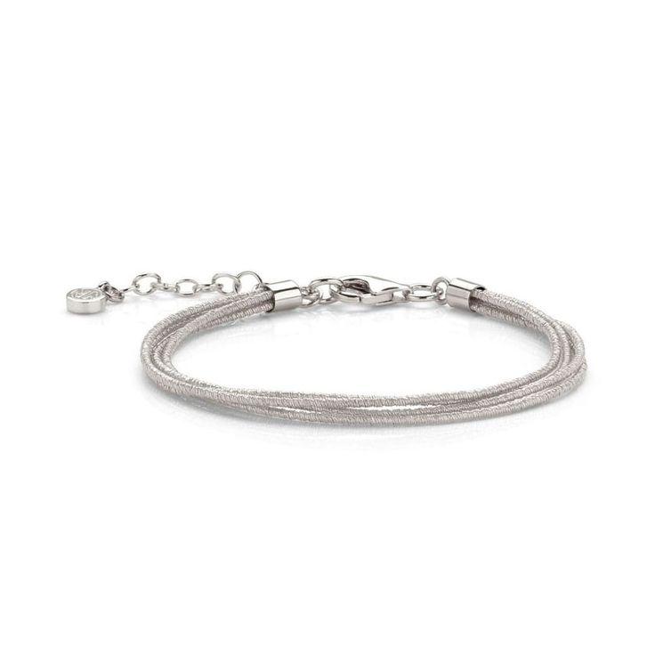 Nomination Flair Silver Multi-strand Bracelet 145820/010 | John Greed Jewellery