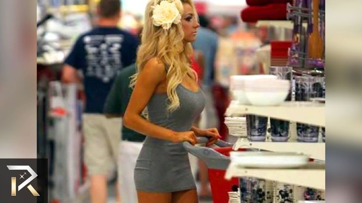 10 Inappropriate People At Walmart...... Top 10 bizarre and weird people spotted shopping at Walmart