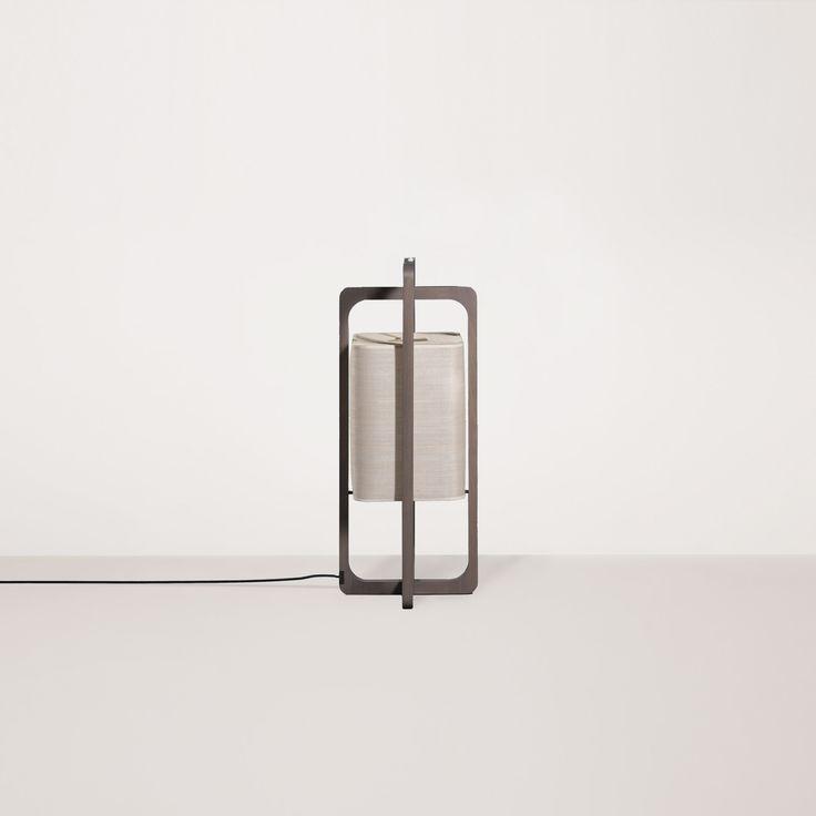 Lihou floor lamp by Bruno Moinard