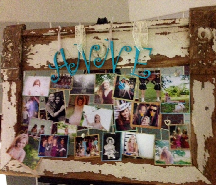 14 best images about senior picture ideas on pinterest for Idea boards for decorating
