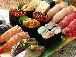 Image result for sushi food