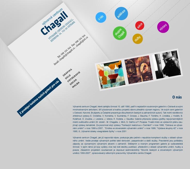 Výtvarné centrum Chagall Ostrava