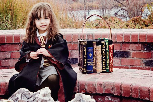 Hermione Granger | 32 Parents Who Totally Nailed It On Halloween