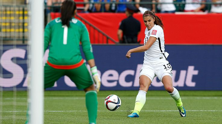 Women's World Cup, USA vs. China: Day, time, TV channel
