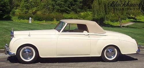 1959 Rolls-Royce Silver Cloud Drophead Coupe by James Young