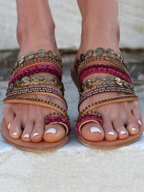 Women SandalsStuff Buy Boho Beach Rome Shoes Flat To mn0wN8
