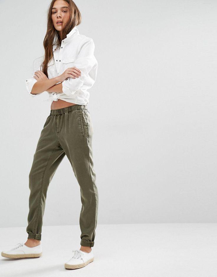 Image 1 of Hilfiger Denim Tapered Utility Pants