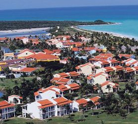 The Melia Cayo Guillermo is located right on the beach on the island of Cayo Guillermo in Cuba, a beautiful all-inclusive five star vacation resort which covers an area 11,600 m²