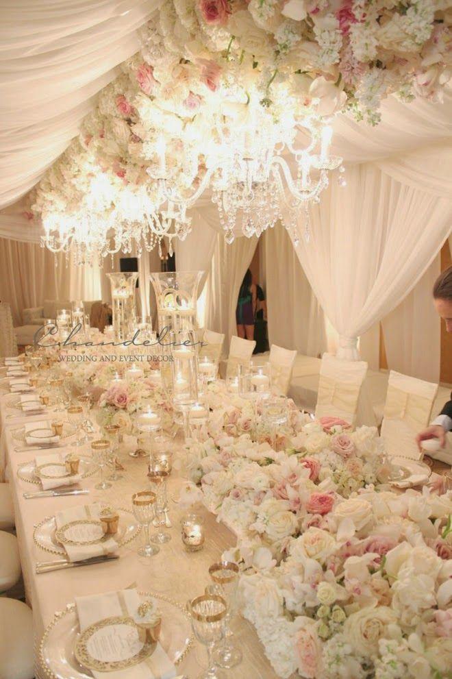 12 Long Wedding Tables Youu0027ll Love