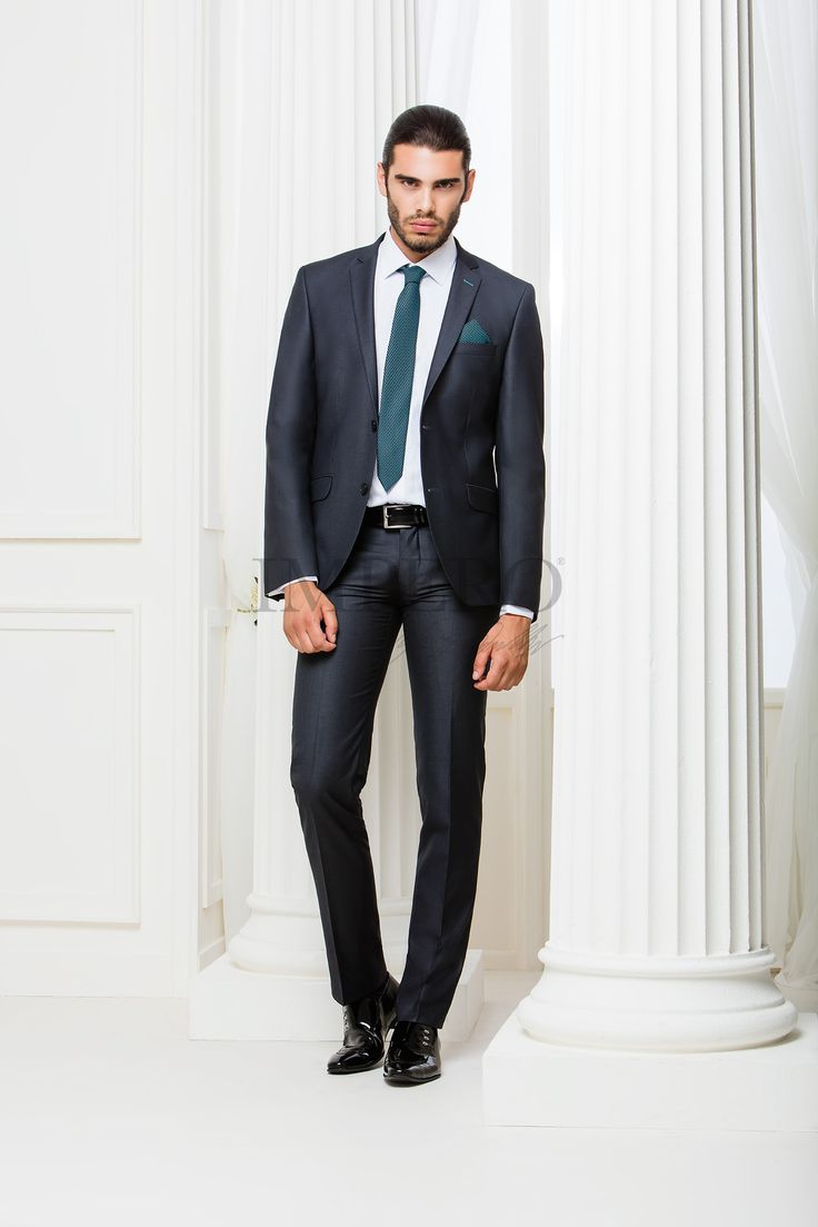 BA 924-16 #sposo #groom #suit #abito #wedding #matrimonio #nozze #blu #blue