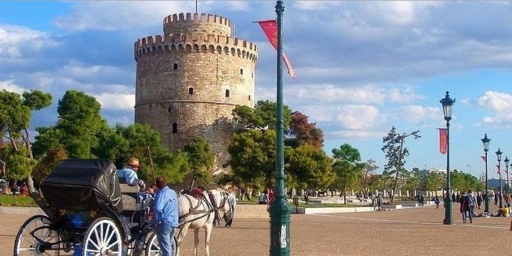 ● 4hour tour of Thessaloniki - Guided Tours & excursions - Interesting historical, archaeological, religious, leisure & tasting tours in Thessaloniki & Northern Greece http://www.inthessaloniki.com/en/guided-tours-and-daily-adventures/thessaloniki-tour-4hr ● Ξενάγηση Θεσσαλονίκης 4ωρη Θεσσαλονίκη - http://www.inthessaloniki.com/el/xenagiseis-ekdromes/gyros-thessalonikhs-se-4is-ores ●  #trip #vacation #travel #adventure