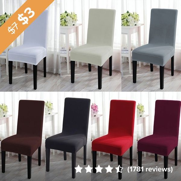 Pin On Dinning Chair Covers
