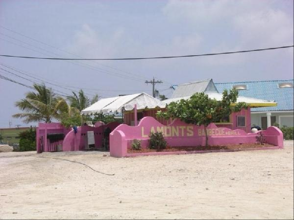 Lamont's BBQ, Provo, Turks and Caicos, I was told to go here! Have you eaten here?