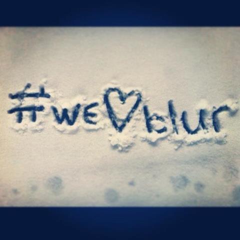#weheartblur
