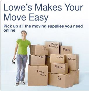 Lowes.com : Make your move easy with a Lowe's Moving Coupon