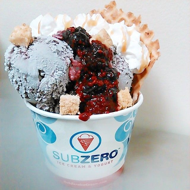 Enjoy SubZero Ice Cream and Yogurt at the 2017 Soulful Giving Blanket Concert!