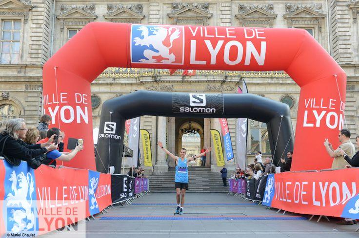 Lyon Urban Trail 2014